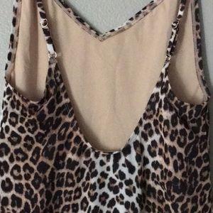 H&M Swim - NWT H&M Leopard Swimsuit / never worn 12